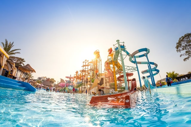 Splish Splash Water Park For Kids