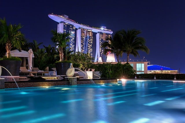 Experience Luxury At The Marina Bay Sands