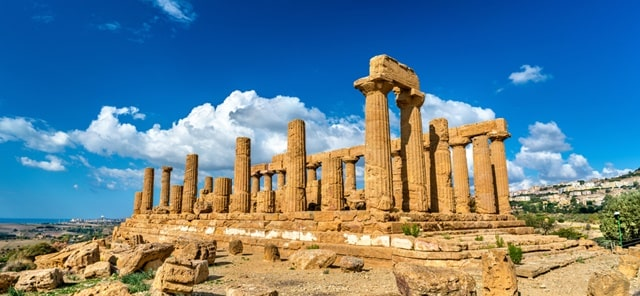 Valley Of Temples Italy