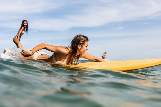 Reunion Island Surfing And Diving