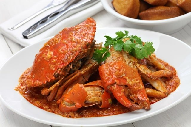 Try The Chili Crab At Jumbo Seafood