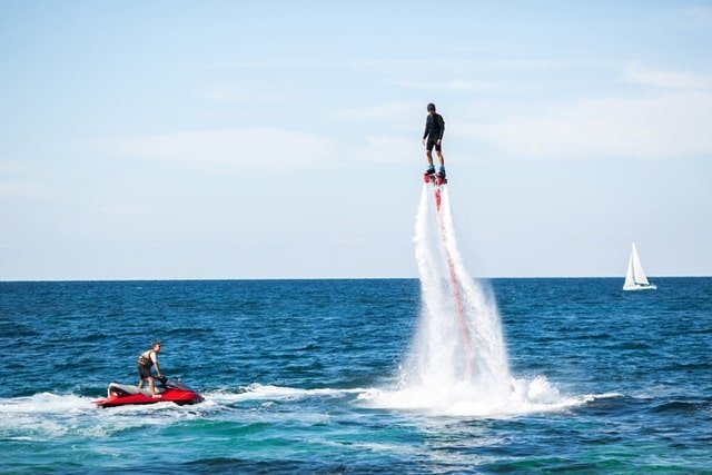 Watersports Activities In Maldives