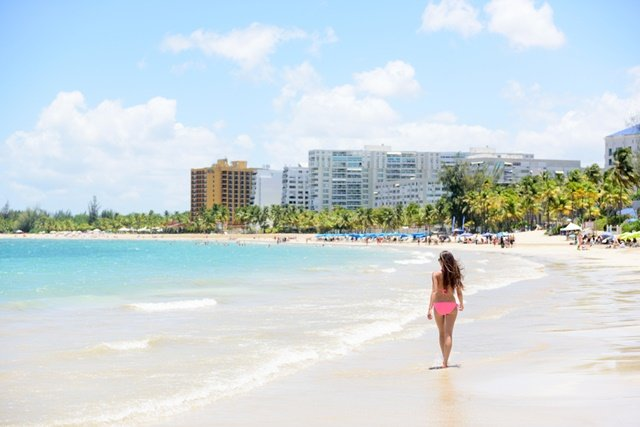 Puerto Rico Vacation: Beaches In Puerto Rico Tourism