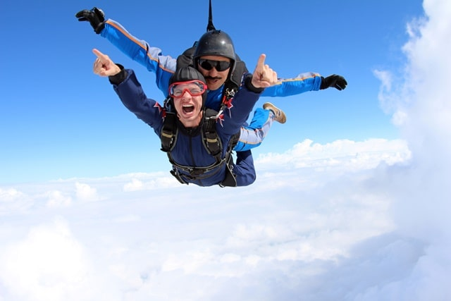 How Do You Prepare For Skydiving?