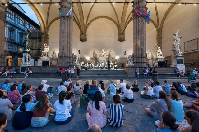 Attend One Of The Florence Concerts And Dinner