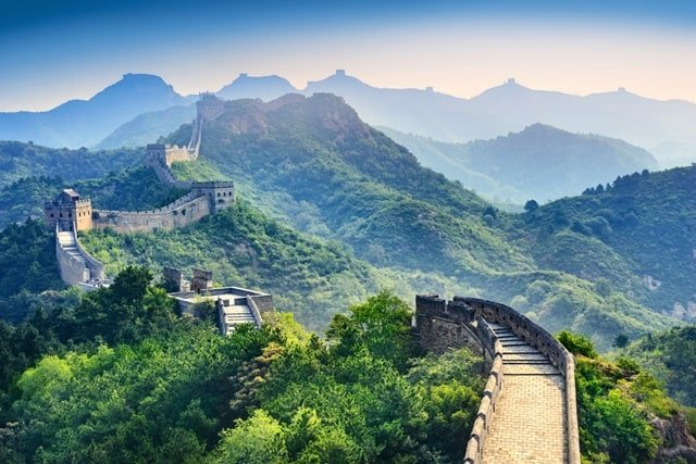 Who Built The Great Wall Of China?