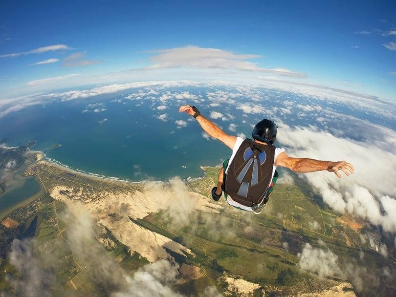 Skydiving Facts: Is It Safe To Skydive In India?