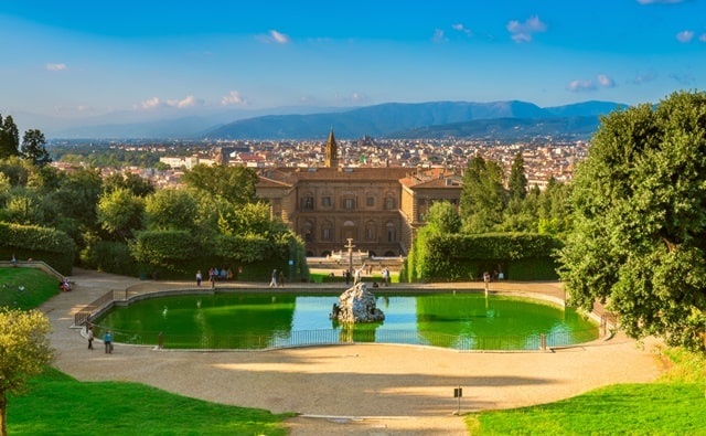 Things to do in Florence Holidays : Boboli Gardens
