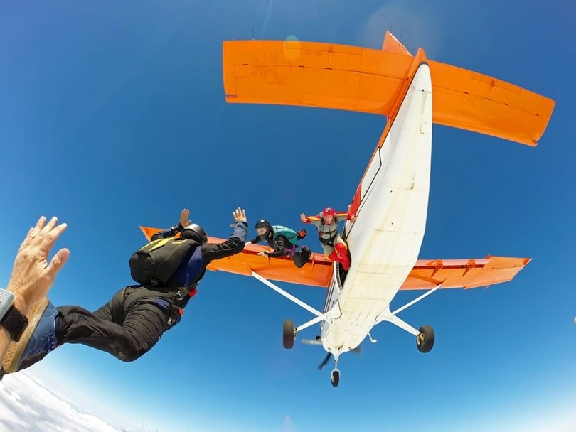 Things You Should Know Before You Go Skydiving In India