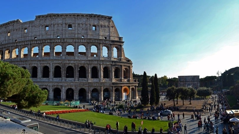 The Roman Colosseum History: Facts