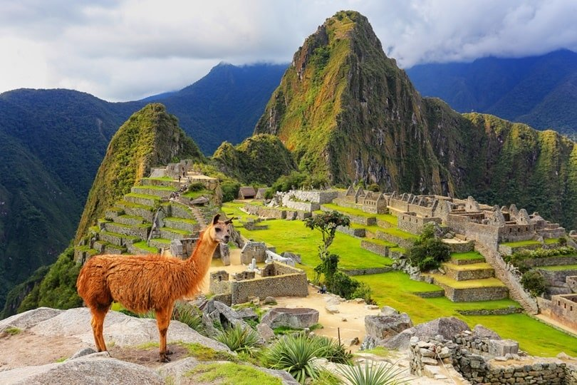 Machu Picchu Peru: 7 Wonders Of The World