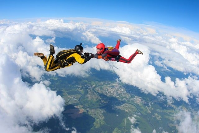 Can You Get Motion Sickness From Skydiving In India?