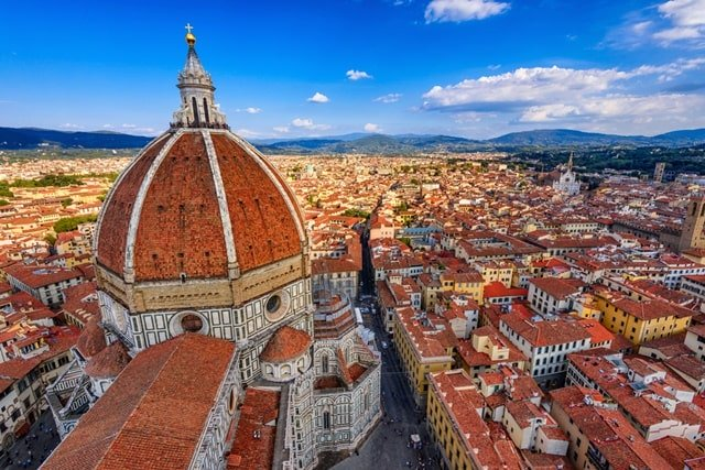 Guided Florence tours: Florence Cathedral Dome