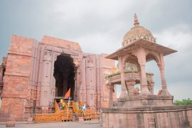 Bhojeshwar Temple: History: Architecture:Facts