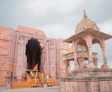 Bhojeshwar Temple: History: Architecture: Facts