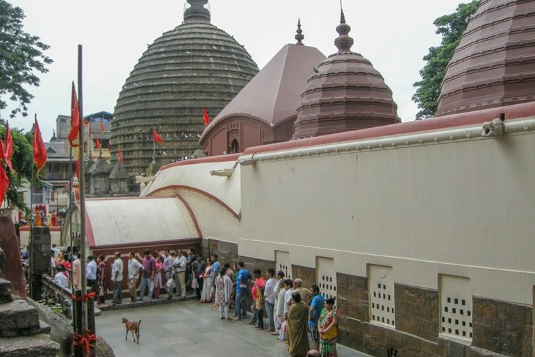 Travel Guide To Maa Kamakhya Devi Mandir: Information: History: Facts: Story