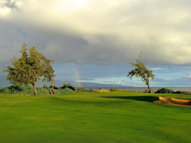 Golf At The Kapalua Resort
