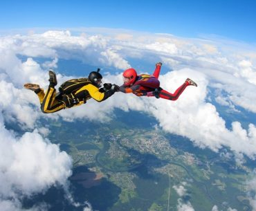 Places To Visit In Dhana Madhya Pradesh: Dhana Skydiving Price