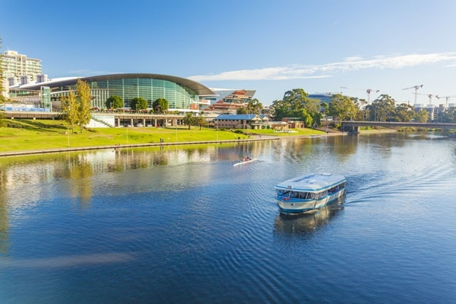 Take A Cruise At The River Torrens