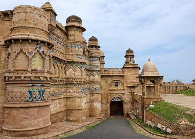 Haunted place in Gwalior fort: Gwalior Fort Guide