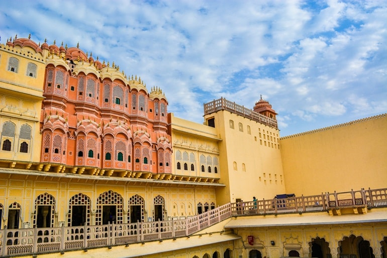 Is Hawa Mahal A World Heritage Site?