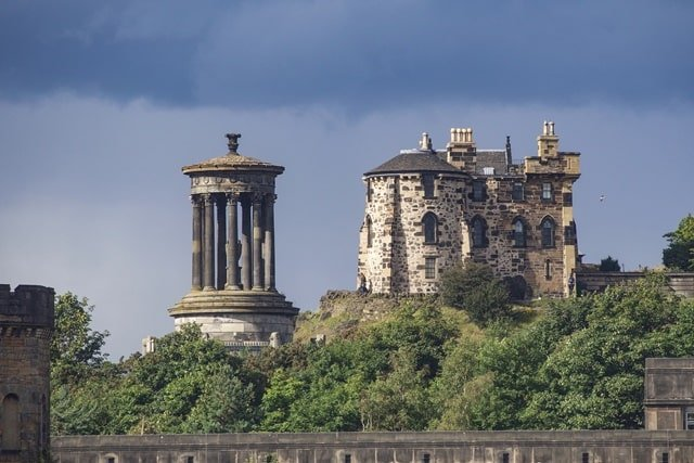 Places to visit in Scotland tourism: Edinburgh