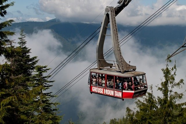 Things To Do In Vancouver Tourism: Take A Stroll On The Grouse Grind