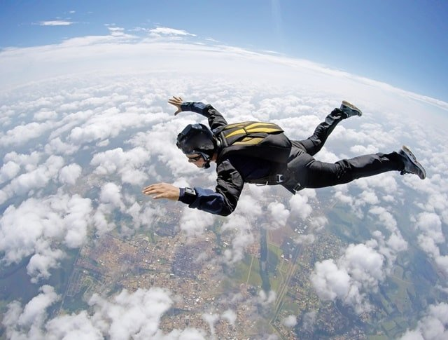 Skydiving Health Requirements