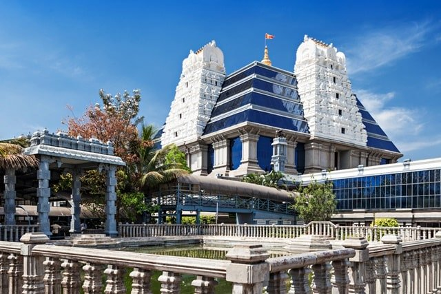 How Many ISKCON Temples Are There In The World?