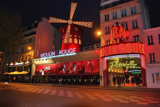 Moulin Rouge France