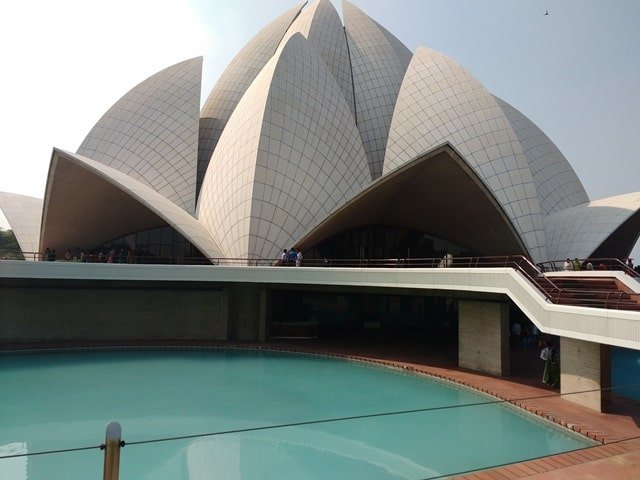 Interesting Information About The Lotus Temple