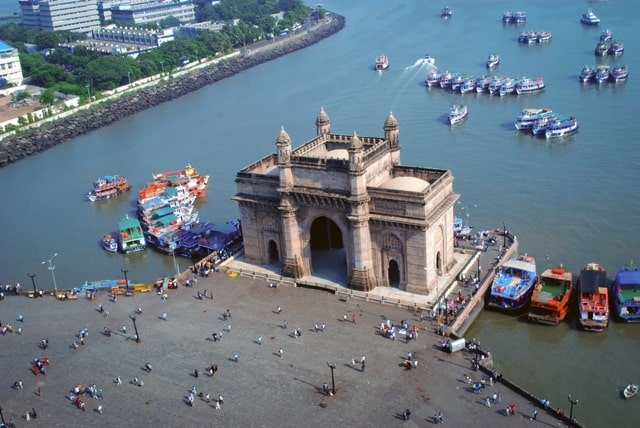 Architecture Information Of Gateway Of India