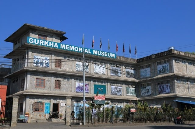 Gurkha Memorial Museum Historical Places Of Pokhara