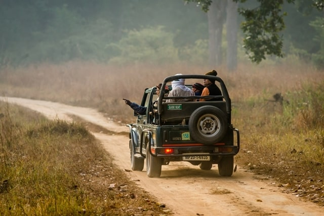 Satpura National Park Walking Safari