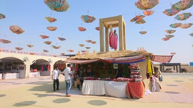 Rann Of Kutch Festival Dates
