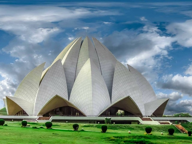 Lotus Temple Facts