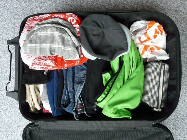 Packing For First Time Flyers: Packing Luggage Tips