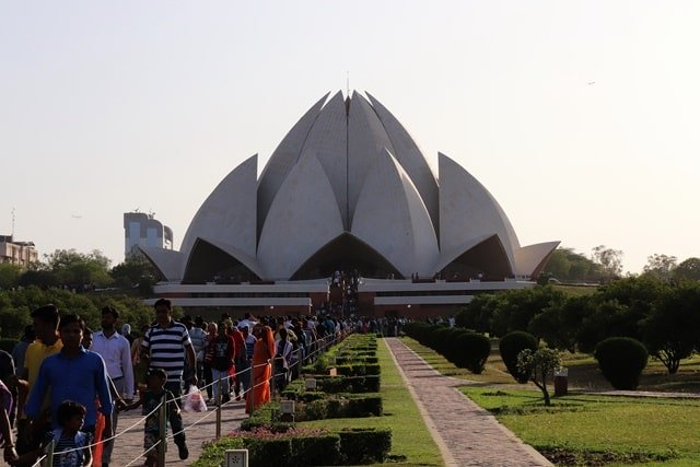How To Reach Lotus Temple Delhi