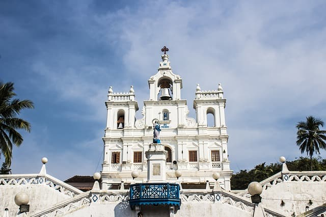 Goa Churches, Goa Popular Monuments In India