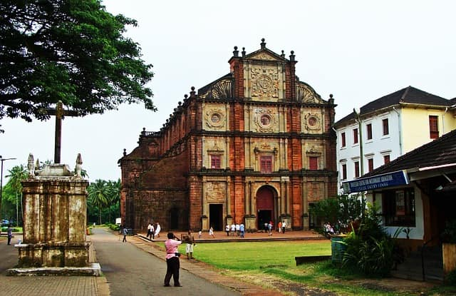 Basilica Of Bom Jesus, Goa Popular Monuments In India