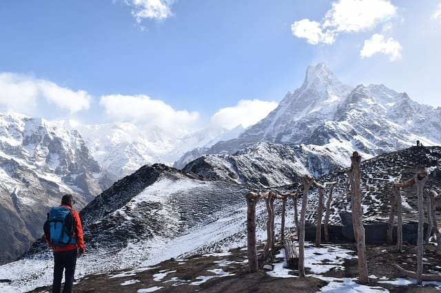 What To Do In Nepal Hiking
