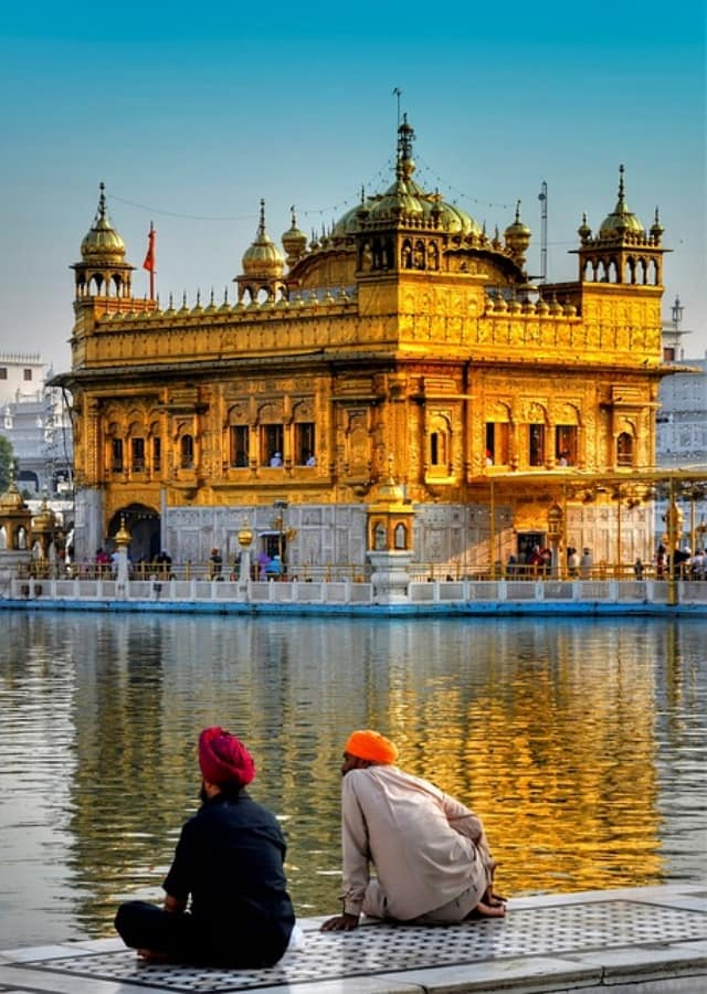 Golden Temple, Amritsar Modern Monuments Of India