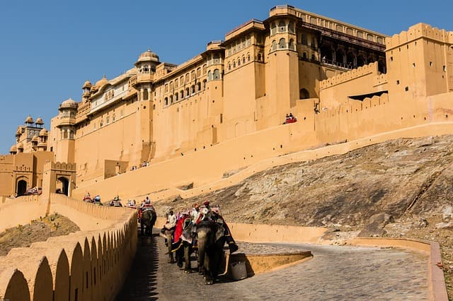 Amer Fort, Rajasthan Heritage Monuments Of India