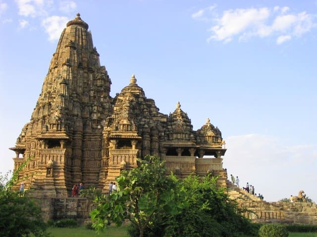 Khajuraho Temples, Madhya Pradesh National Monument Of India