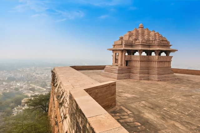 Kumbhalgarh Fort, Rajasthan Old Monuments Of India