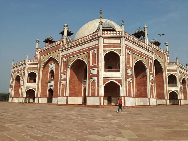 Humayun's Tomb, Delhi Historical Monuments Of India