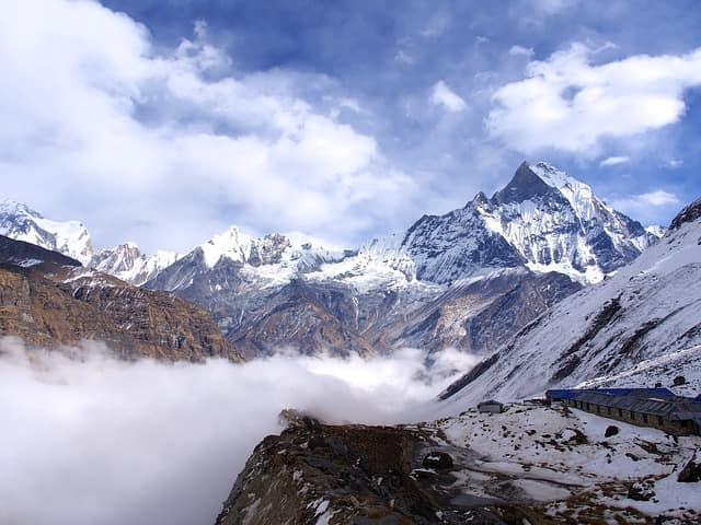 Fly Over The Mount Everest Things To See In Nepal Tour