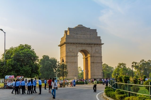 India Gate, New Delhi National Monument Of India