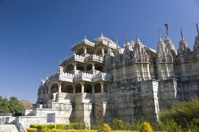 Dilwara Temples, Rajasthan Modern Monuments Of India