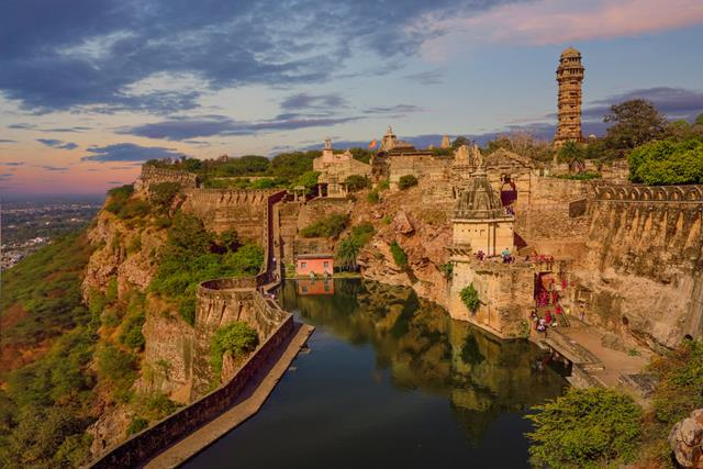 Chittorgarh Fort, Rajasthan Heritage Monuments Of India
